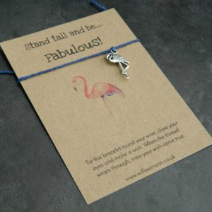 Flamingo – stand tall and be fabulous