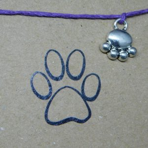 Best friends leave paw prints on your heart